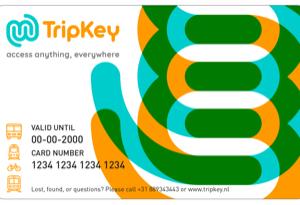 TripKey Mobility card